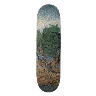 Olive Grove by Vincent Van Gogh 20.6 Cm Skateboard Deck