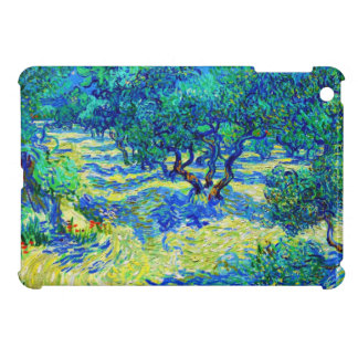 Olive Grove by Vincent Van Gogh Cover For The iPad Mini