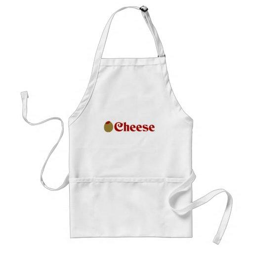 Olive (I Love) Cheese Apron