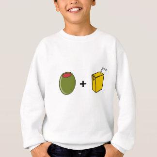 Olive Juice I Love You Sweatshirt