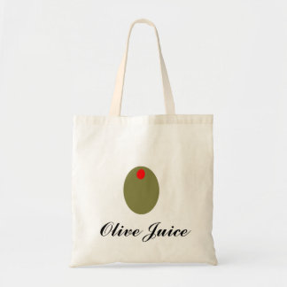 Olive Juice   Tote
