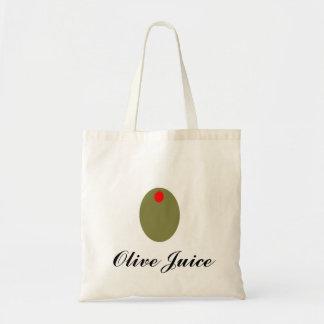 Olive Juice   Tote Budget Tote Bag