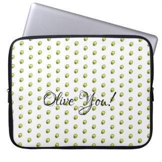 Olive Laptop Sleeve