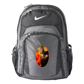 OLIVE LOOKING UP BACKPACK