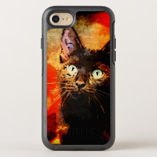OLIVE LOOKING UP OtterBox SYMMETRY iPhone 8/7 CASE