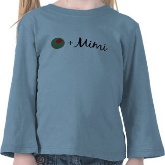 Olive Mimi Tee Shirts
