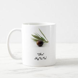 """Olive"" My Yia Yia! Coffee Mug"
