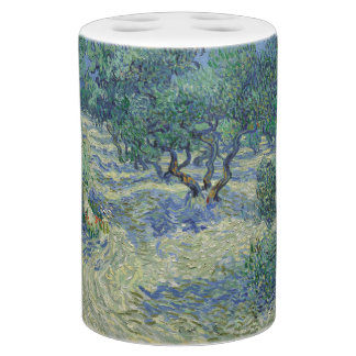 Olive Orchard Vincent Van Gogh Bathroom Set