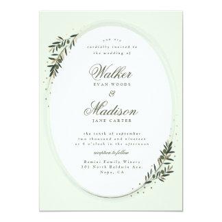 Olive Sprigs Card