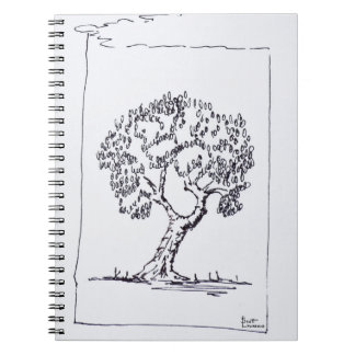 Olive Tree | South of France Notebooks