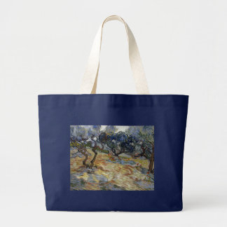 Olive Trees by Vincent Van Gogh Bags
