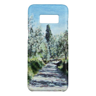 OLIVE TREES IN RIMAGGIO Tuscany Landscape Case-Mate Samsung Galaxy S8 Case