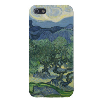 Olive Trees iPhone 5 Cases