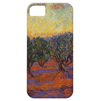 Olive Trees - Vincent Van Gogh iPhone 5 Covers