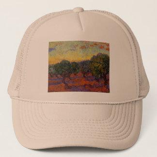 Olive Trees - Vincent Van Gogh Trucker Hat