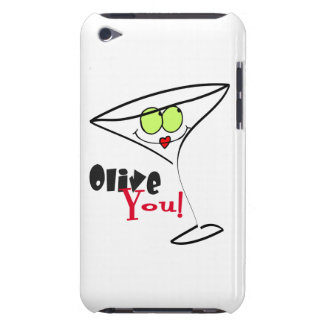 Olive You iPod Touch Case-Mate Case