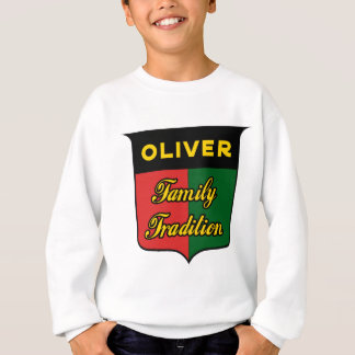 oliver_family_tradition sweatshirt