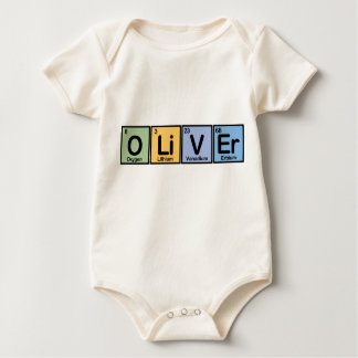 Oliver made of Elements Baby Bodysuit