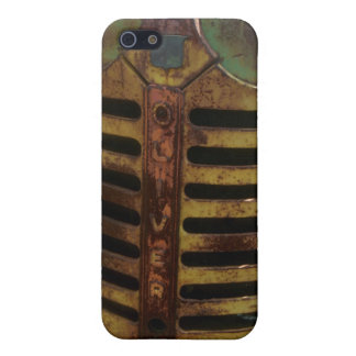 Oliver Tractor Grill iPhone Case iPhone 5 Case