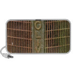 Oliver Tractor Grill MP3 Speakers