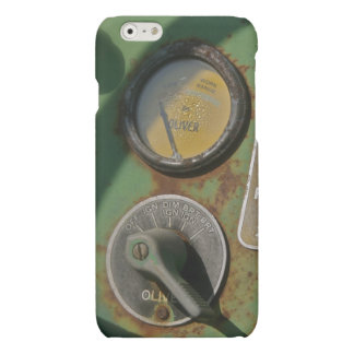 Oliver Tractor Panel iPhone Case