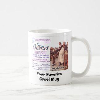 Oliver!, Your Favorite Gruel Mug