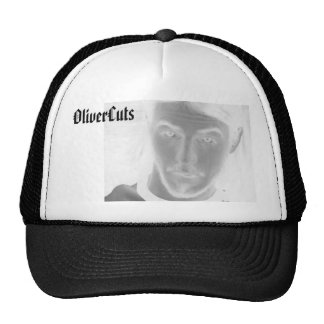 OliverCuts dumb trucker hat