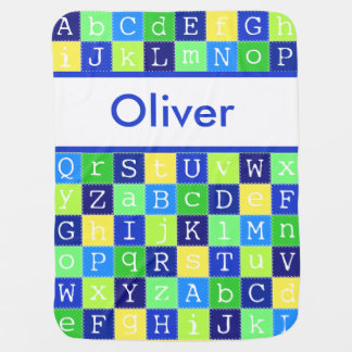 Oliver's Personalized Blanket