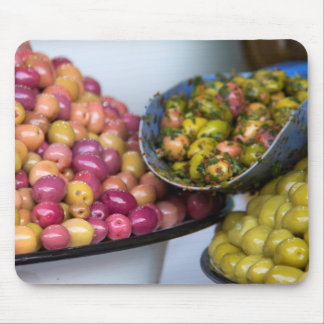 Olives At Market Mouse Pad