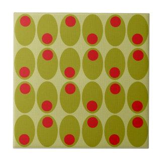 olives kitchen tile and trivet
