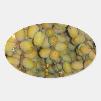 Olives Oval Sticker