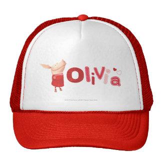 Olivia - 1 cap