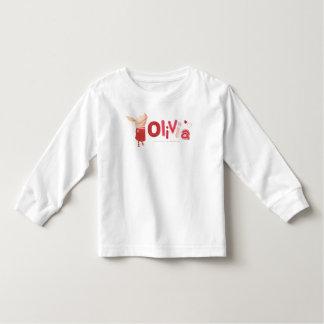 Olivia - 1 toddler T-Shirt