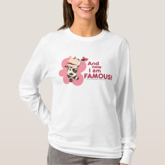 Olivia - And now I am Famous T-Shirt