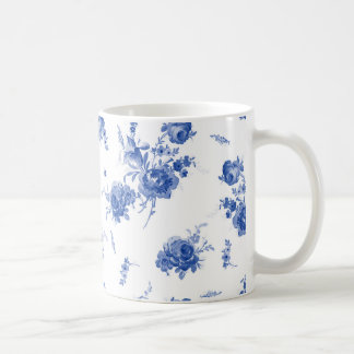 Olivia deep blueberry mug