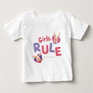 Olivia - Girls Rule Baby T-Shirt