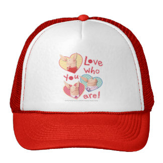 Olivia - Love Who You Are Cap