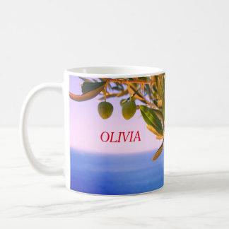 Olivia Personalized Mug