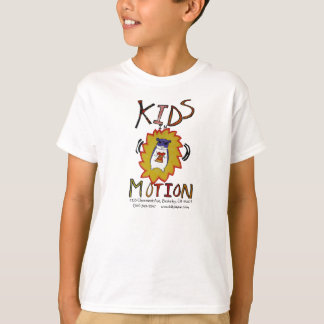 Olivia's Kids In Motion T-Shirt