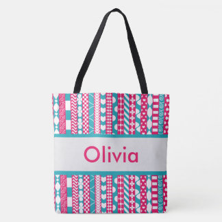 Olivia's Personalized Tote