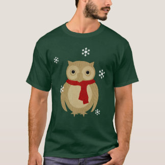 Ollie in the Snow T-Shirt