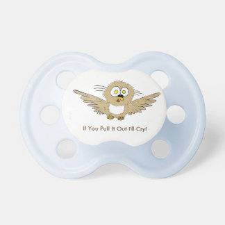 Ollie the Owl Pacifier - BooginHead®