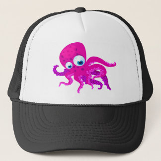 Olly The Octopus Trucker Hat