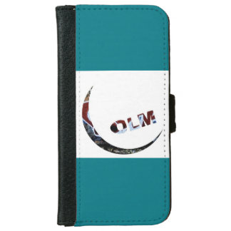 OLM iPhone 6 WALLET CASE