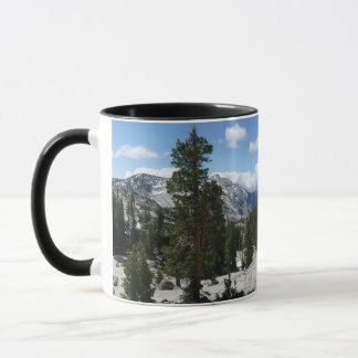 Olmsted Point III in Yosemite National Park Mug