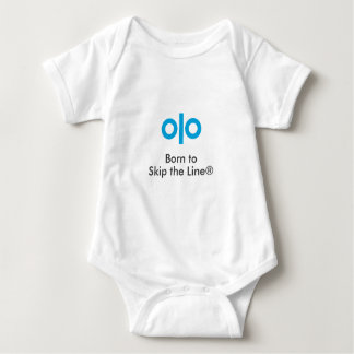 Olo Baby Uniform Baby Bodysuit