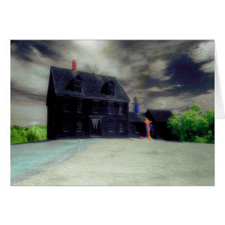 Olsen House # 3 Card