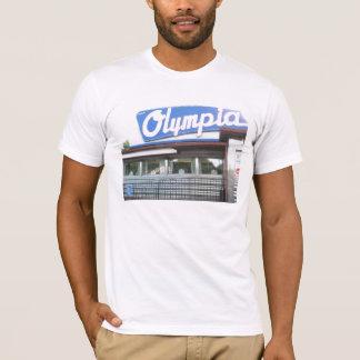 Olympia Diner Men's Teeshirt T-Shirt