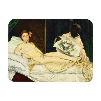 Olympia Edouard Manet Magnet