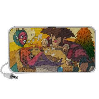 Olympia Santa Portable Speaker